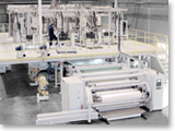 Barrier Cast Film Extrusion Lines - Macro Engineering and Technology